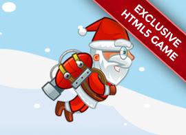 لعبة بابا نويل سانتا كلوز